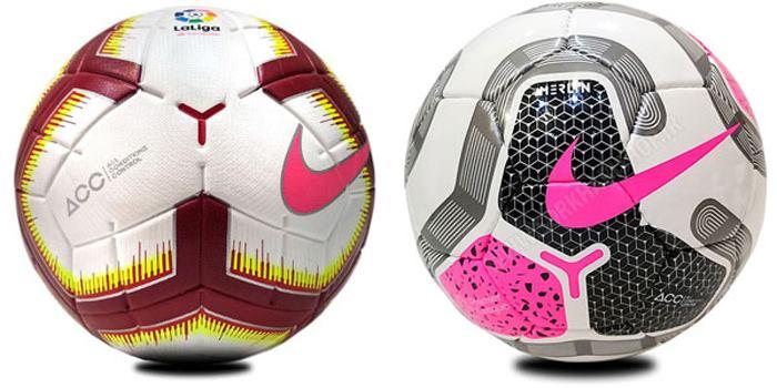 برندهای مختلف توپ فوتبال