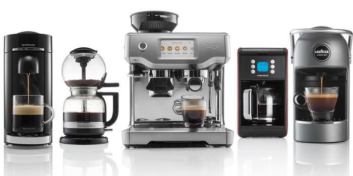 راهنمای انتخاب قهوه ساز