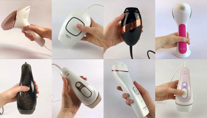 انواع دستگاه لیزر خانگی