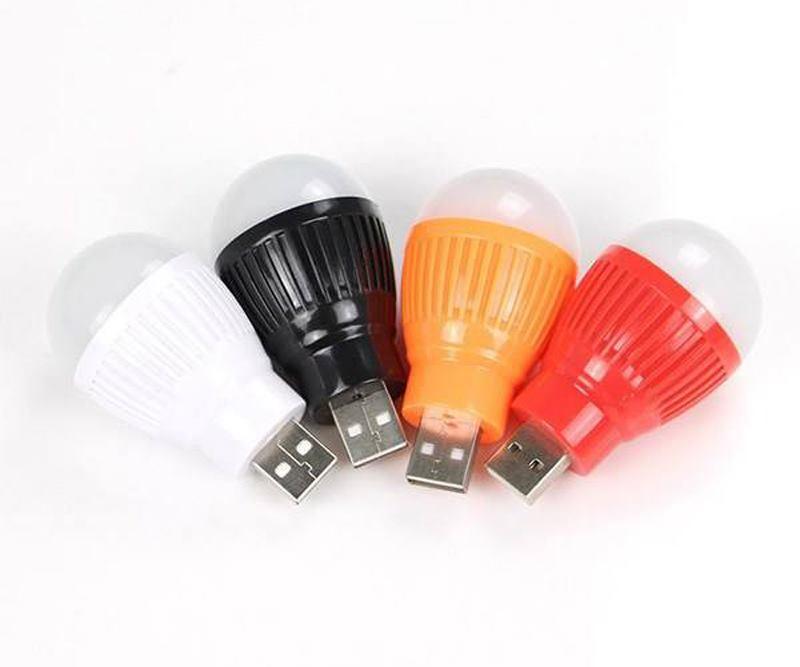 لامپ مخصوص لپ تاب و گوشی با پورت یو اس بی