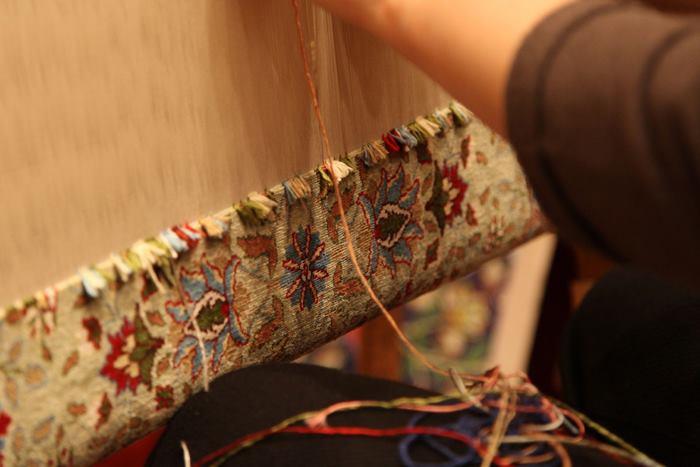 انواع مختلف فرش ایرانی