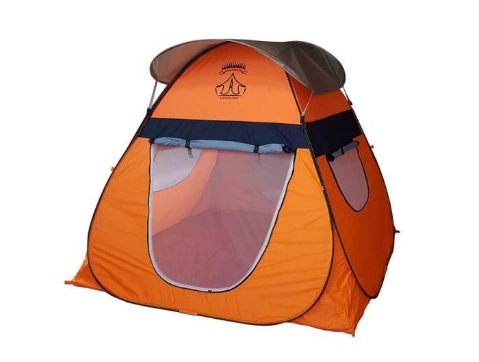 چادر مسافرتی فنری