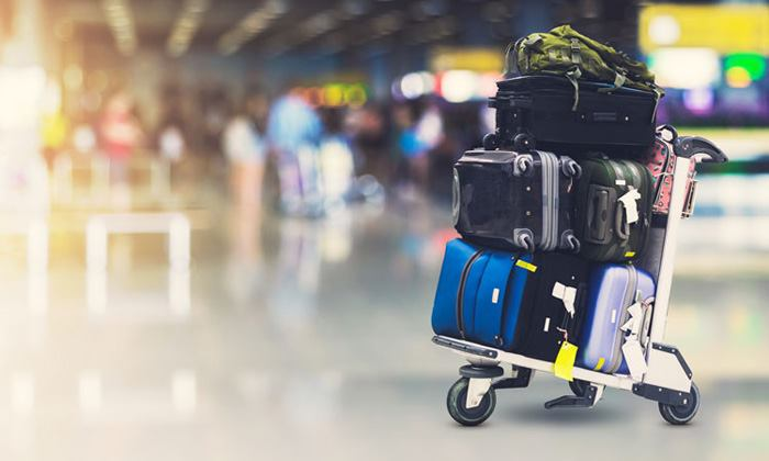چمدان مسافرتی