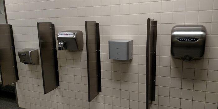 دستگاه دست خشک کن