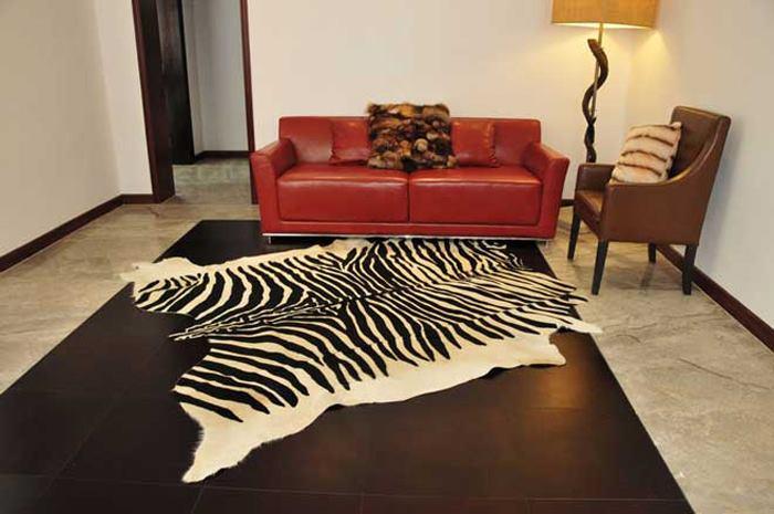 مدلهای مختلف فرش چرم