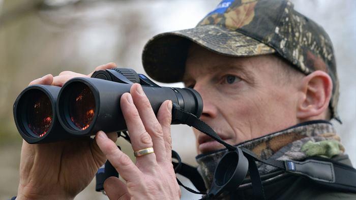 دوربین دو چشمی یا دوربین شکاری