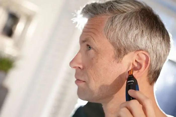 دستگاه مو زن گوش و بینی