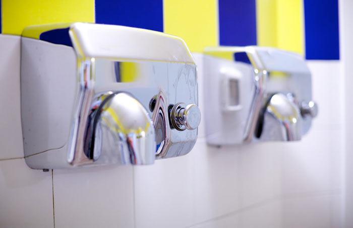 بهترین مدلهای دستگاه دست خشک کن