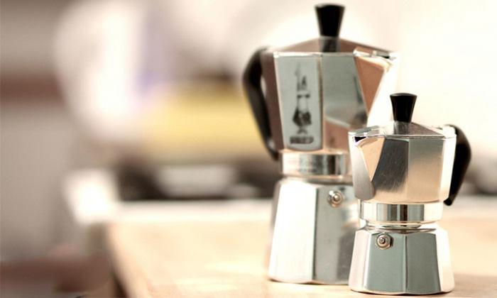 دستگاه قهوه ساز دستی موکاپات