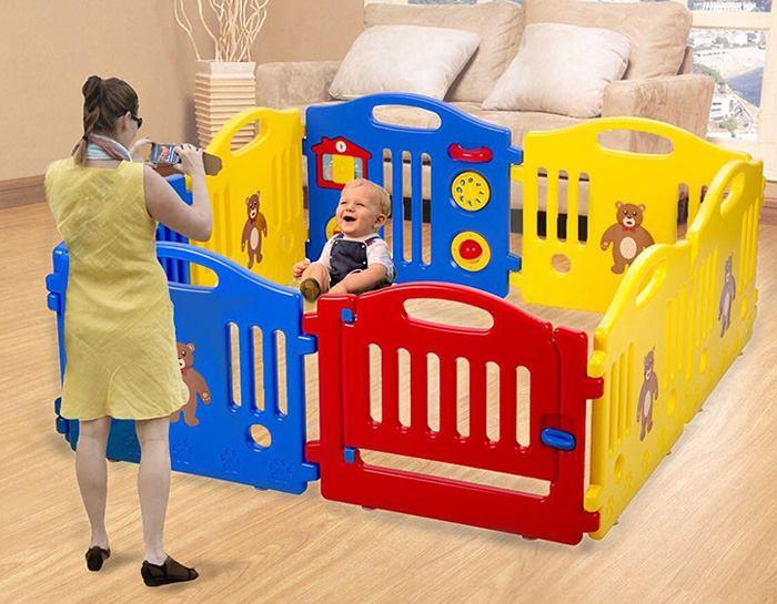 پارک بازی نوزاد