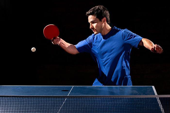 ورزش تنیس روی میز
