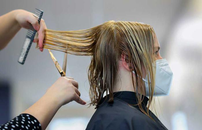 آموزش نحوه پیتاژ کردن در آرایشگری