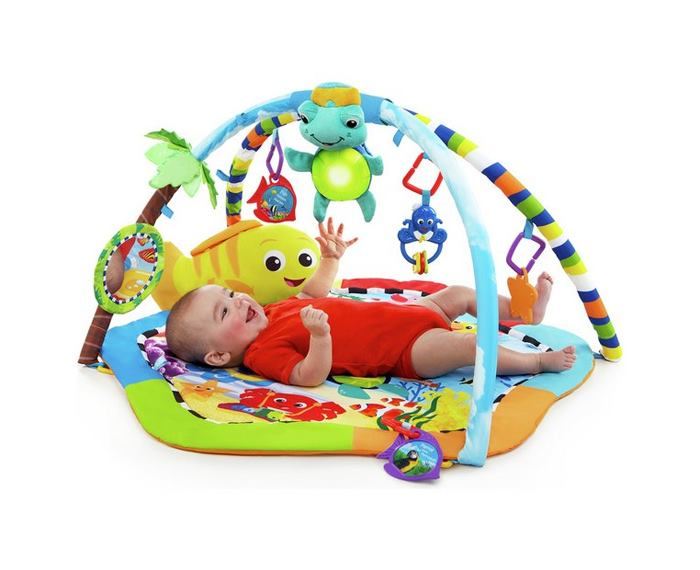 خرید اینترنتی تشک بازی کودک