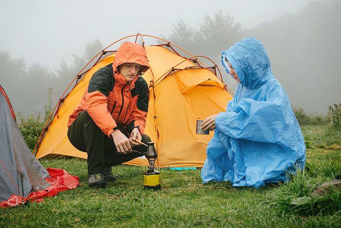 بهترین مدلهای پانچو کوهنوردی