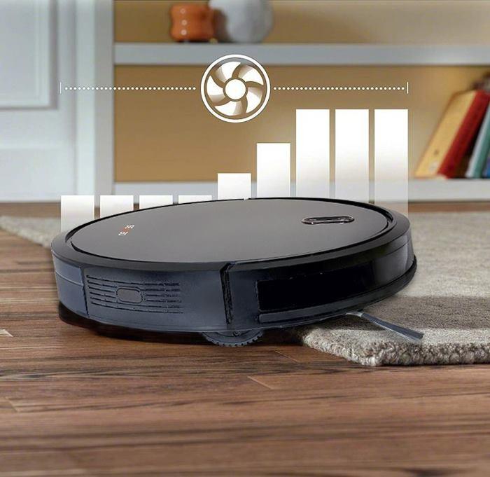 خرید جاروبرقی هوشمند رباتیک