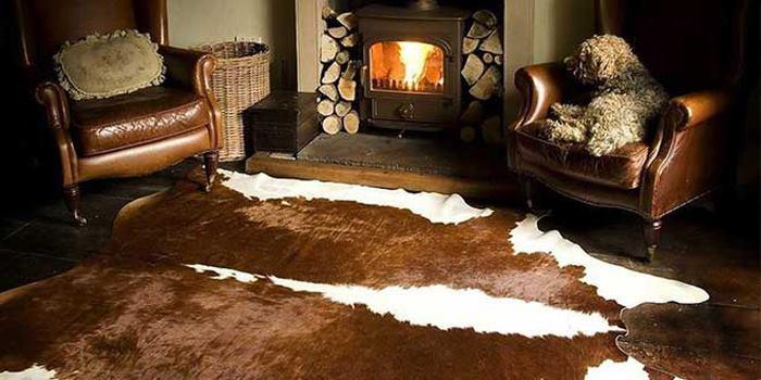 فرش چرم یا فرش پوست چیست