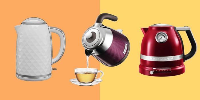 انواع مختلف چای ساز