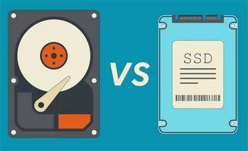 بررسی تفاوت های بین حافظه ssd و هارد hdd و نکات کلیدی خرید هارد