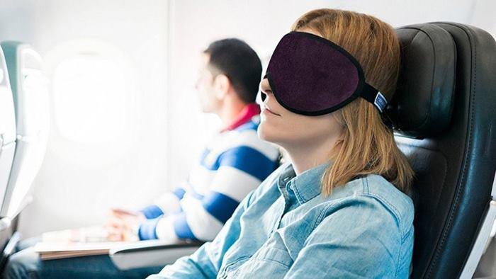چشم بند مسافرتی
