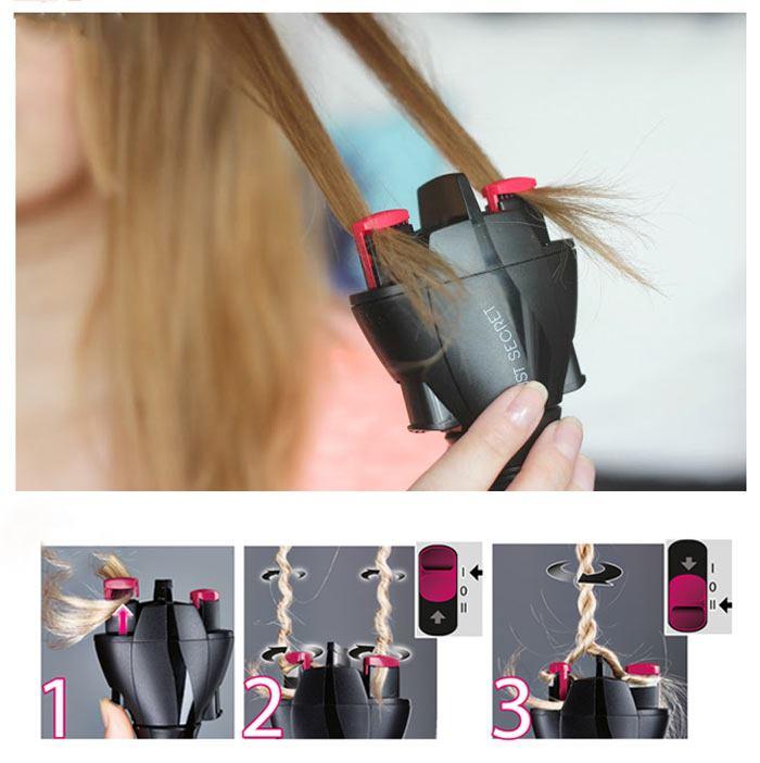 نحوه استفاده از دستگاه بافت مو