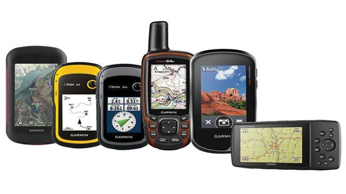 انواع مختلف جی پی اس کوهنوردی