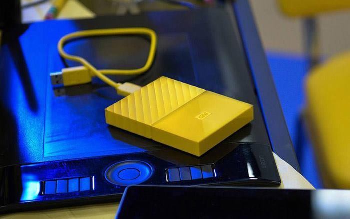 yellow my passport hard